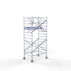 AC Steigtechnik Pro L 200 Arbeitshöhe 5,30m MSG