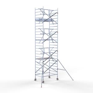 AC Steigtechnik Pro L 200 Arbeitshöhe 8,30m MSG