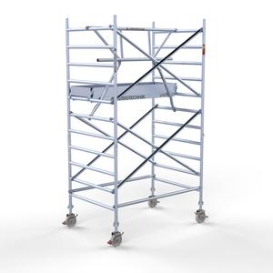 AC Steigtechnik Pro L 250 Arbeitshöhe 4,30m MSG