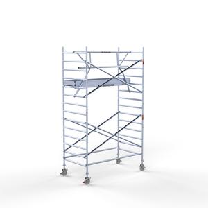 AC Steigtechnik Pro L 250 Arbeitshöhe 5,30m MSG