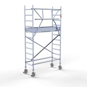 AC Steigtechnik Pro S 200 Arbeitshöhe 4,30m MSG