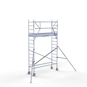 AC Steigtechnik Pro S 250 Arbeitshöhe 5,30m MSG