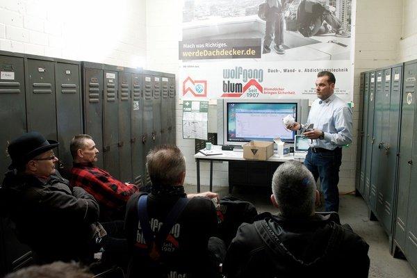 Fachkraft für Arbeitssicherheit Olaf Lüttschwager