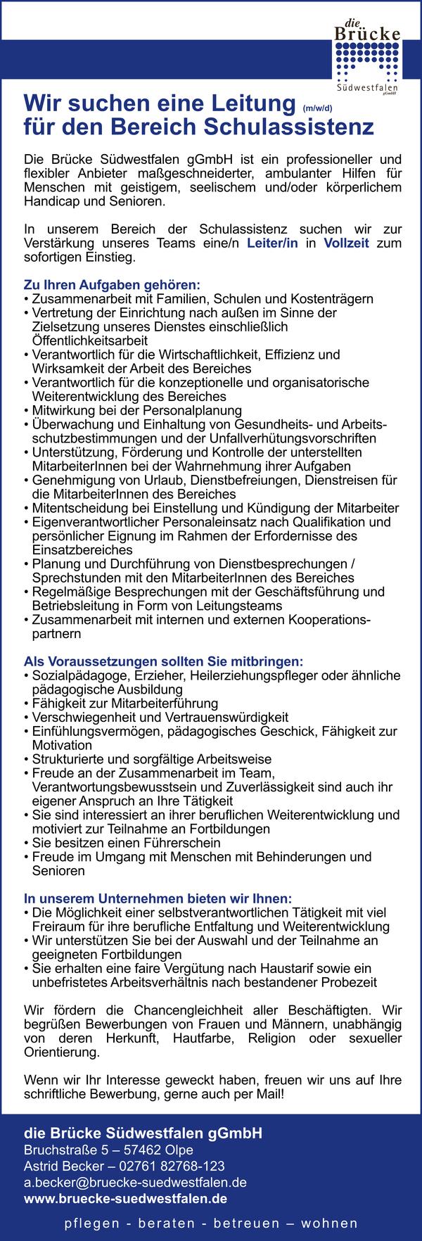 2021-09-01-stellenangebot-mitarbeiter-integrationshilfe