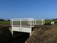 Aa-Brücke am Windpark