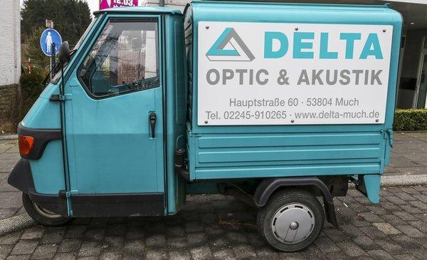 Ape Delta Optic & Akustik
