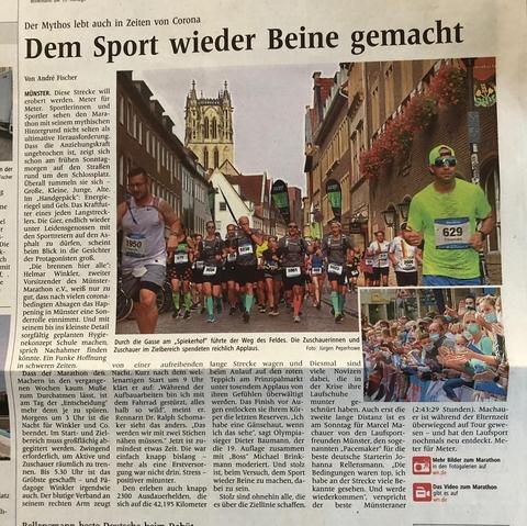 Münster-Marathon