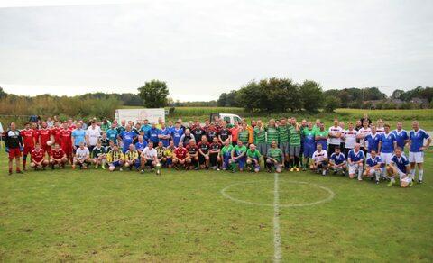 Kicken für den guten Zweck: Demming Cup 2021 in Bocholt