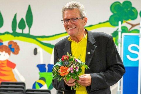 Vorsitzender nach 26 Jahren verabschiedet: Hermann Weinerth