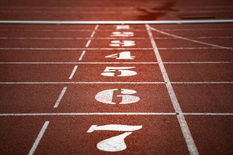 Wer sprintet mit? Virtueller DJK Frühlings-Sprint Cup