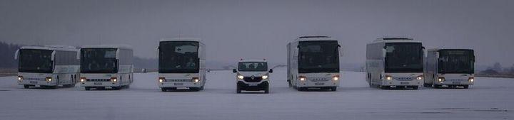 Gruppe Bus