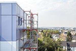 Hoch hinaus! Projektabschluss: Beethovenweg, Bochum