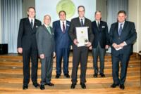Ausgezeichnet: Dr. Murjahn-Förderpreis 2014 für die Firmengruppe Dierkes