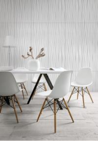 Die neue Dimension der Wandgestaltung: Dreidimensionale Wandpaneele aus Polyurethan