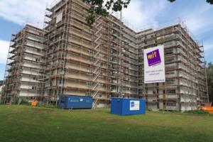 Sanierung auf höchstem Niveau - MiT-Dierkes Team saniert Mehrfamilienhaus im Herzen von Bochum