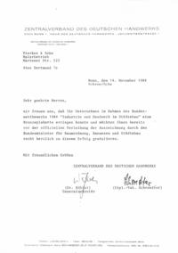 Bundeswettbewerb 1984