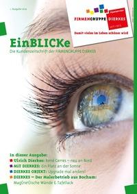 EinBLICKe 1/2019 jetzt online!