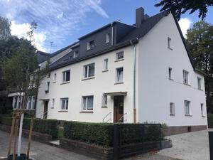 Einfach (aber) schick! Fassadenanstrich in Gelsenkirchen