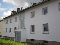 Erfolgreich realisiert: Fassadenanstrich Mehrfamilienhaus