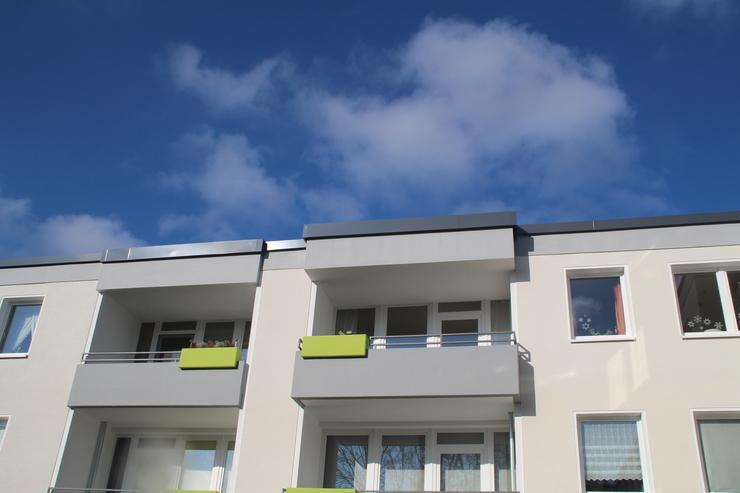 Fassadensanierung, Mehrfamilienhaus, Dortmund (2017/8) - Objekt