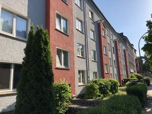 Ein Platz an der Sonne: Balkonanbau und Fassadensanierung werten Möllerviertel in Dortmund auf