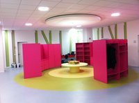 Realisiert: Kindergarten in Düsseldorf