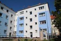 Fassadenanstrich Mehrfamilienhäuser: Frankfurt (2015) - 3