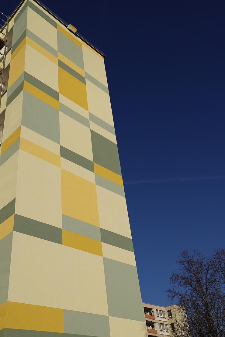 Fassadensanierung Baaderweg, 2018