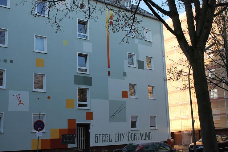 Fassadensanierung, Dortmund (2019) – OBJEKT