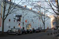 Kunst am Bau - Eindrucksvolle Sanierung und Gestaltung in der Dortmunder Nordstadt