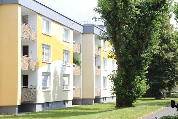 Fassadengestaltung Mehrfamilienhaus: Werkloh, Dortmund (2016) - 2