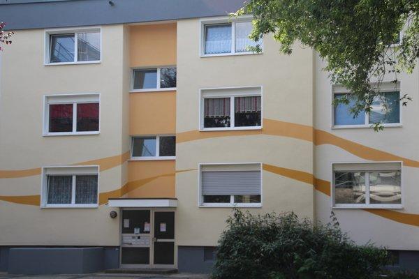 Fassadengestaltung Mehrfamilienhaus: Werkloh, Dortmund (2016) - 3