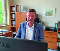 Im Gespräch mit Matthias Frieling – technischer Leiter und Prokurist bei der Wohnbau eG Wohnungsbaugenossenschaft Essen