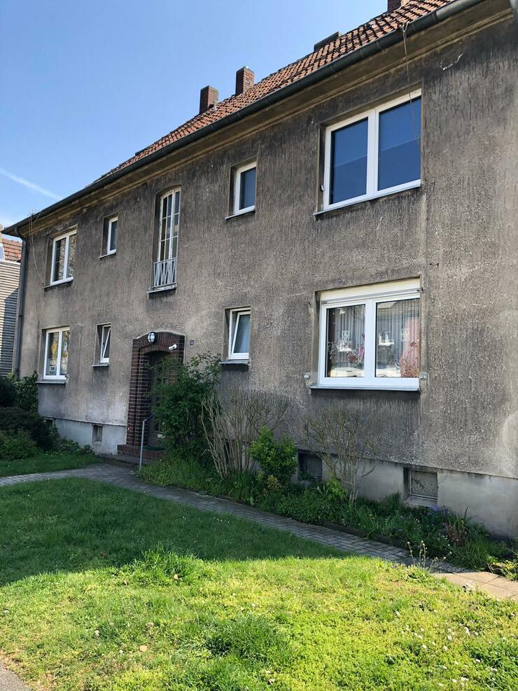 VORHER: Fassade Mehrfamilienhaus, Castrop Rauxel (2019-DBO)