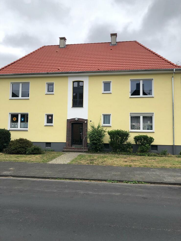 Fassade Mehrfamilienhaus, Castrop Rauxel (2019-DBO)