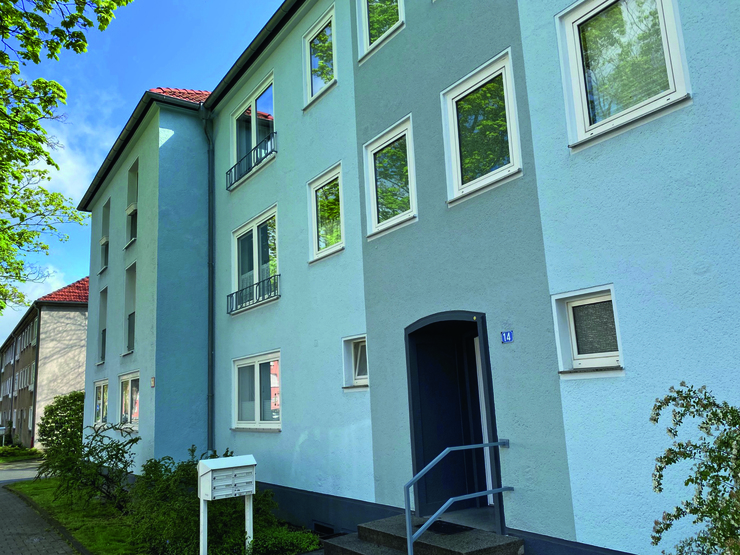 Fassaden- und Hofflächenprogramm der Stadt Herne