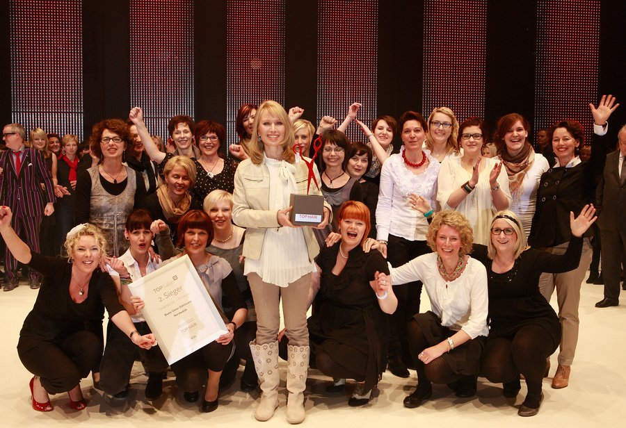 Eines unserer Highlights: Salon des Jahres 2012