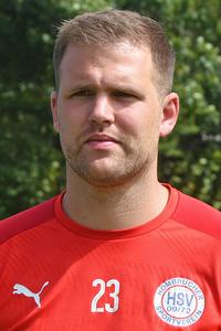 Alex Enke Trainer 1.Mannschaft