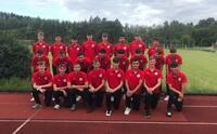 Mannschaftsvorstellung der U17