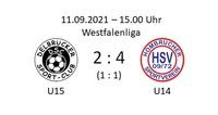 Auswärtssieg für U14 in Delbrück