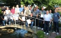 HSV sichert sich den dritten Platz beim K11-Charitylauf