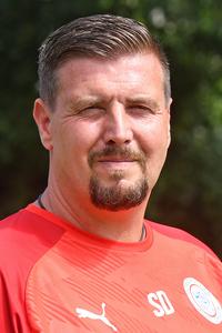 Stephan Dworaczek Betreuer 1. Mannschaft