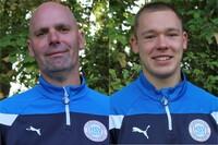 HSV-Trainerteam U12 2020-2021
