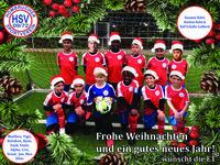 Weihnachtsgrüße unserer U11