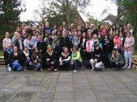 61 neue Teilnehmer und Teilnehmerinnen beginnen ihre Ausbildung im Fachseminar für Altenpflege