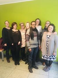 Erfolgreicher Abschluss zum Pflege- und Betreuungsassistenten an der Pflegefachschule der Kolping Akademie für Gesundheits- und Sozialwesen gem. GmbH