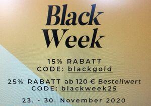 Unsere Black Week Angebote