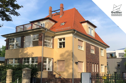 Gesund wohnen und arbeiten: Natürliche Qualitätsprodukte für Ihr Wohn- und Arbeitsumfeld: mineralische Fassadenfarben