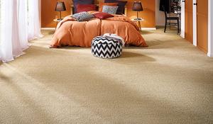 Macht dem Namen alle Ehre: MEGA Impuls Basic Teppichboden