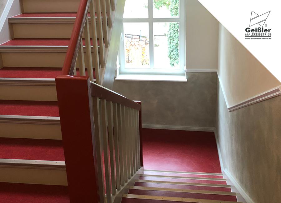 Serie - Treppenhausgestaltung - Teil 2